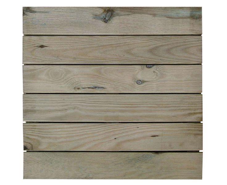 M s de 25 ideas fant sticas sobre suelos de exterior en - Aki madera tratada ...