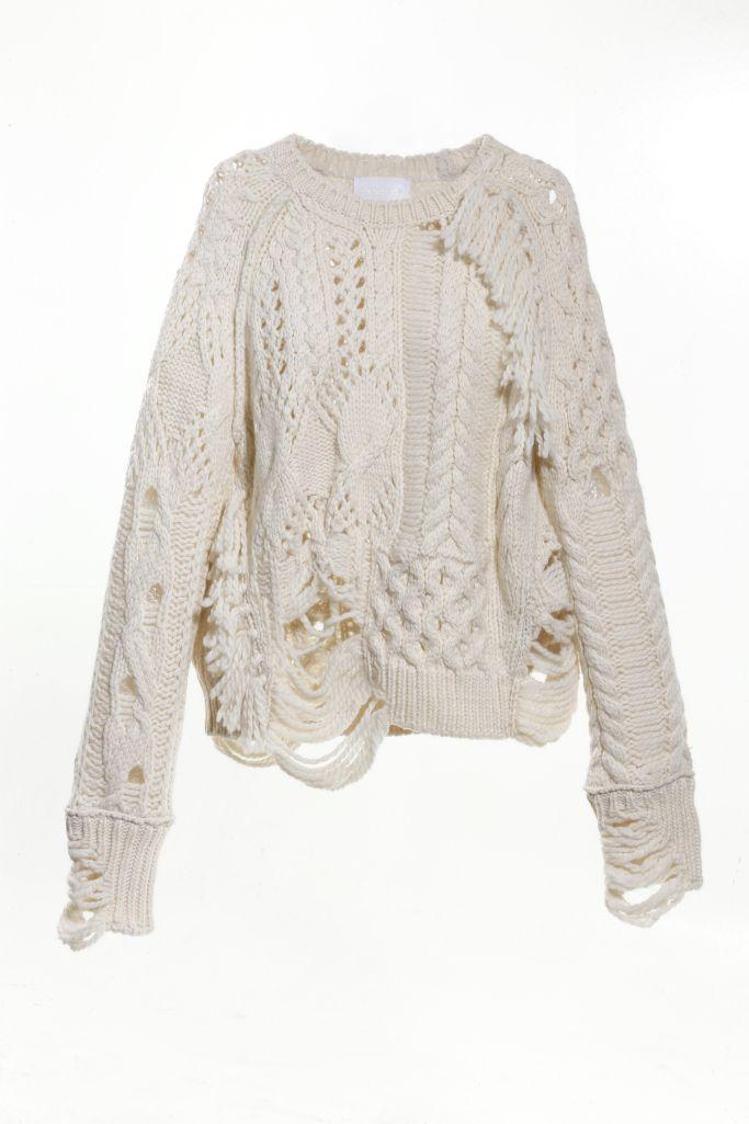 Fall 2016 Trend: Embellished Sweaters – WWD