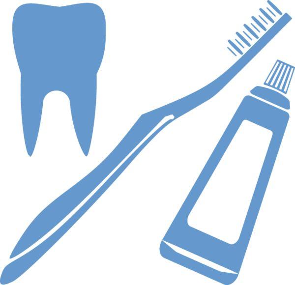 682 brush teeth