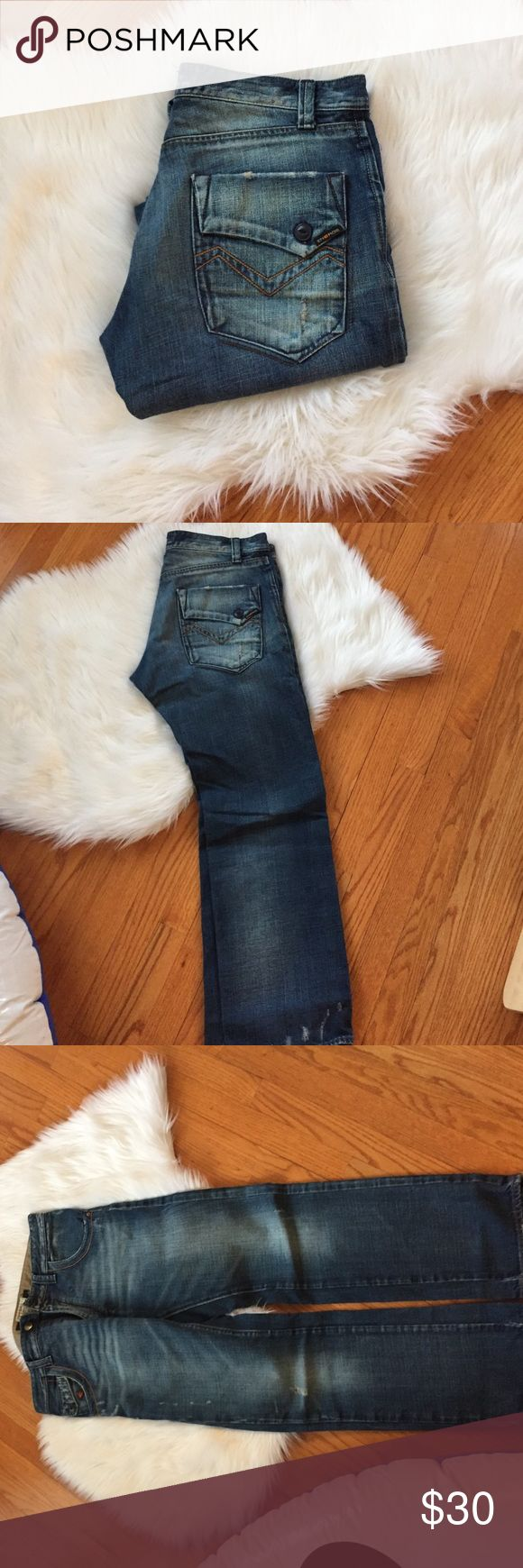 33R Men's Energie Jeans Great condition Energie Jeans Relaxed
