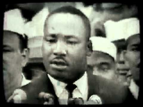 I Have a Dream- Martin Luther King