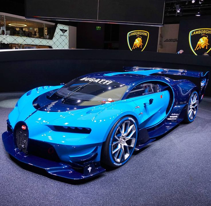 """The IAA Showstopper From @bugatti #Bugatti Http://www"