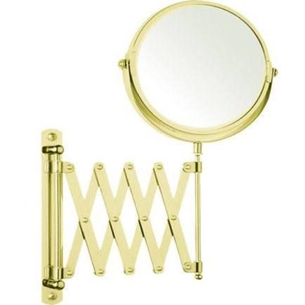 Best 25 Wall Mounted Magnifying Mirror Ideas On Pinterest Interesting Extendable Bathroom Mirror Design Decoration