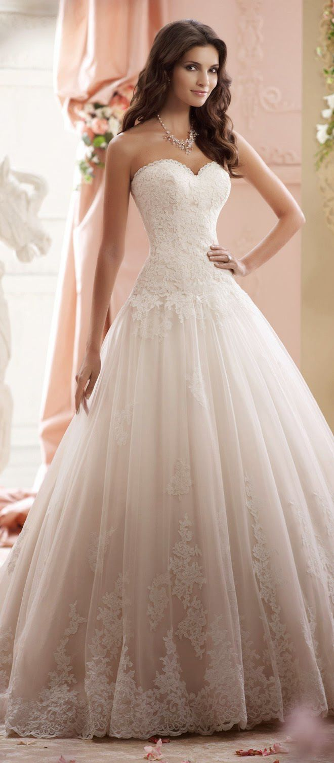 David Tutera For Mon Cheri Spring 2015 Bridal Collection | DIY & Crafts Blog
