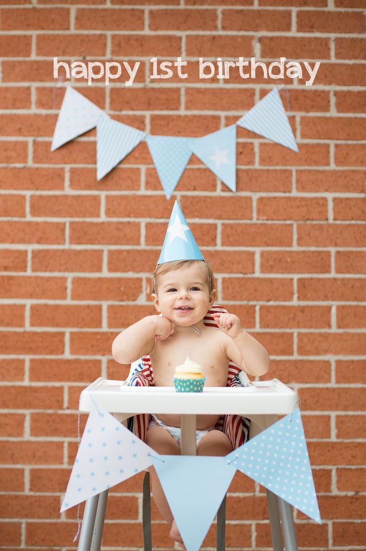 cake smash, first birthday, boys first birthday