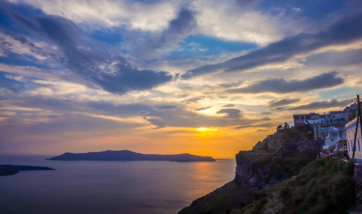 Santorini by Amgfotography on 500px