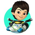 Miles from Tomorrowland party printables