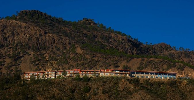 Hotel y Paisaje
