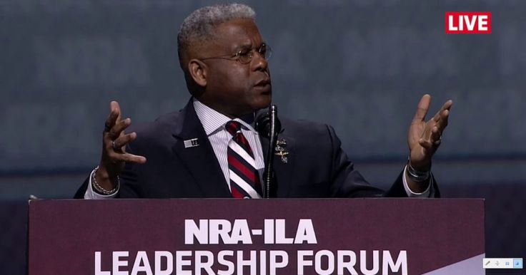Allen West Gives POWERFUL Speech at the NRA Convention [VIDEO]