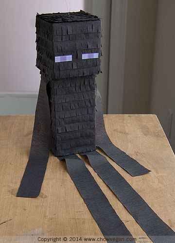 Mindcraft Enderman Piñata