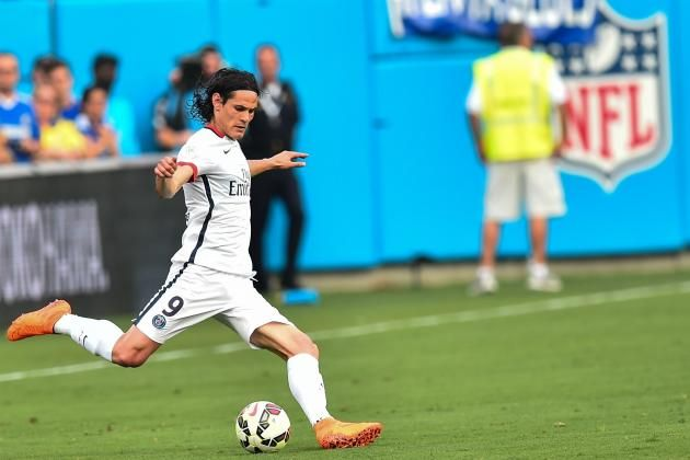 Manchester United Transfer News: Latest on Edinson Cavani Pedro Rumours
