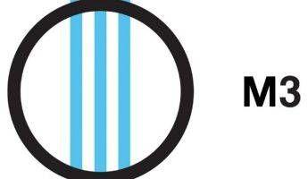 M 3 tévécsatorna logo - Google-keresés