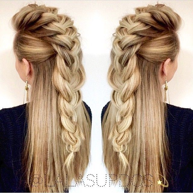 Laura Kaszoni @lalasupdos Instagram photos | Websta