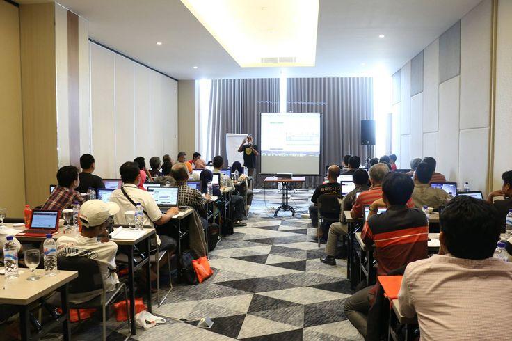 TBA $1 Solution event on 14th Feb 2016 at Luminor Hotel Surabaya