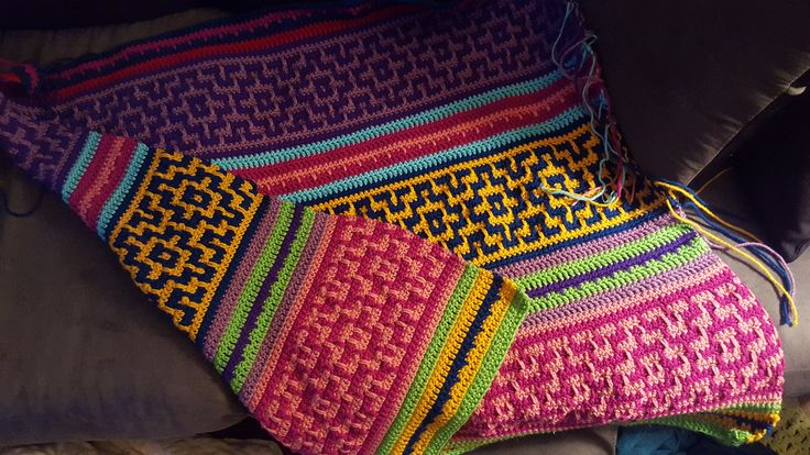 1627 best Crochet II ~ Afghans, Blankets, Throws, & Pillows images ...