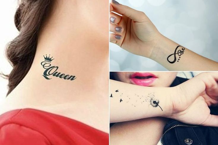 Small Tattoos With Meaning   #Tattoos #BodyArt