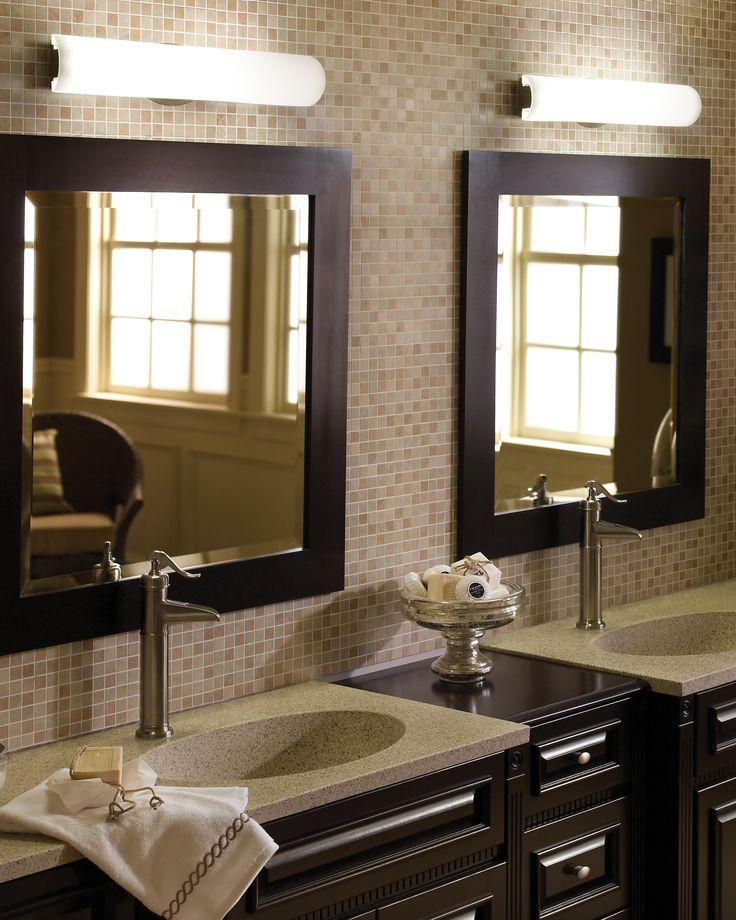 Contemporary Art Websites Luna Bath by Tech Lighting lighting bathroom bathroomlighting bathroomwall wallsconce