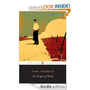 The Grapes of Wrath eBook: John Steinbeck, Robert DeMott, Robert DeMott: Kindle Store