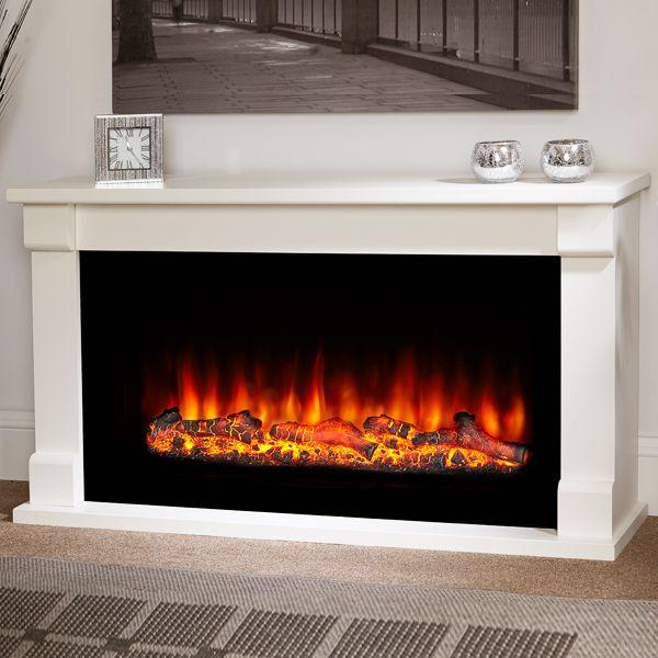 Suncrest Bradbury Electric Fireplace Suite Fireplace Suites