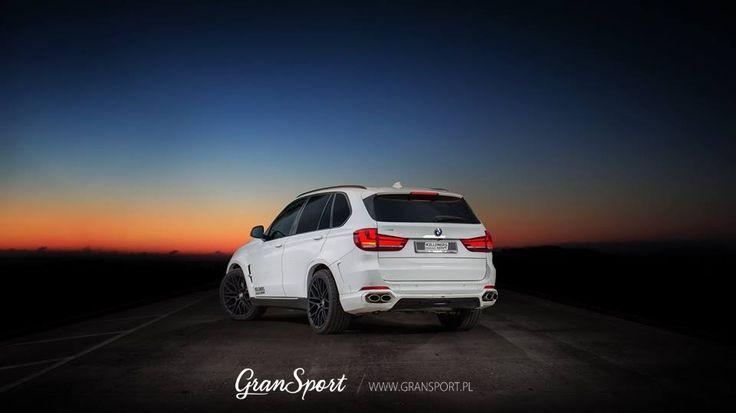 BMW X5 F15 z pakietem aerodynamicznym oraz felgami Kelleners Sport.  GranSport - Luxury Tuning & Concierge http://gransport.pl/index.php/kelleners/bmw/x5-f15.html