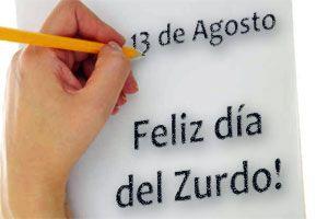 Dia Internacional del Zurdo