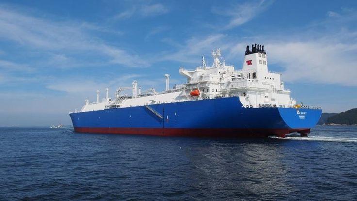 oak spirit lng carrier