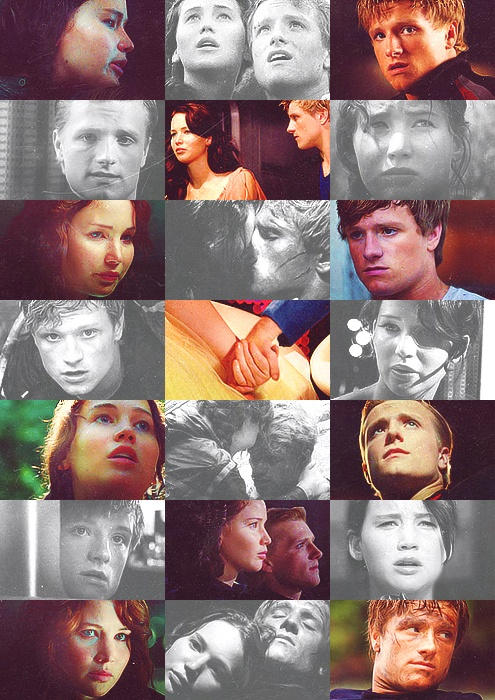 The Star-Crossed Lovers of District 12