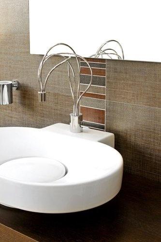 Umywalka ozdobą łazienki
