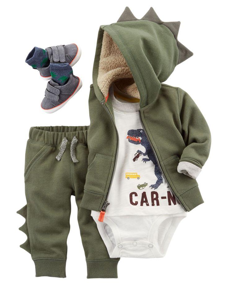 Baby Boy CARNOV1F17   Carters.com #babyboyoutfits