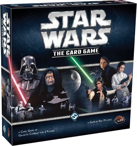 Fantasy Flight Games [News] - You May Fire When Ready # Star Wars Card Game