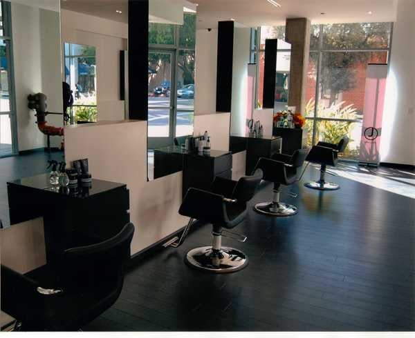 J Beverly Hills Pasadena, CA: Salon Design By Leslie McGwire, Via Behance