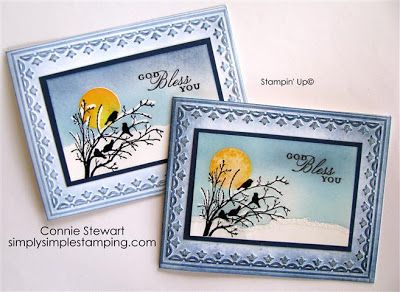FLASH CARDS by Connie Stewart - over 25 videos teaching different cards using just 2 little pieces of cardstock!