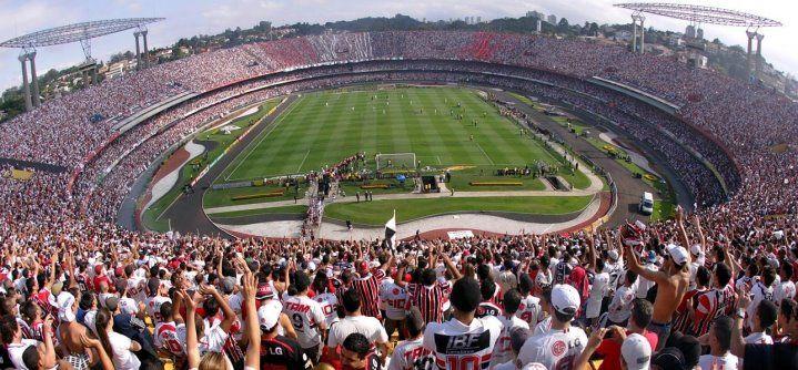 São Paulo FC,  Morumbi Stadium