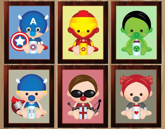 25+ Best Ideas About Avengers Nursery On Pinterest