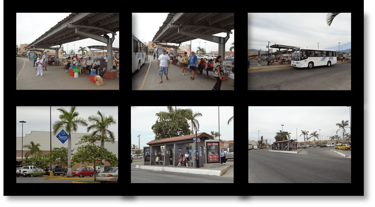 Bus fares and bus routes in Puerto Vallarta