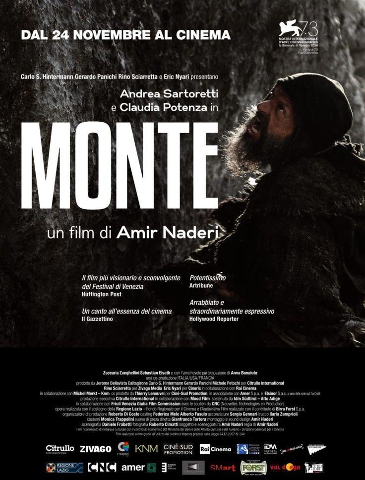 """Platea Medievale: """"Monte"""" di Amir Naderi nella sale italiane"""