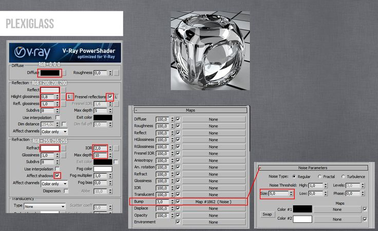 V-Ray Educational Material / grid | Learn V-Ray