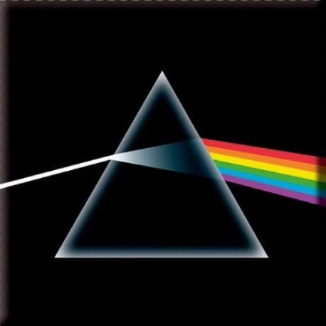 Magnet Pink Floyd: The Dark Side of the Moon