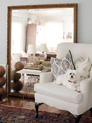 Best 25+ Leaning mirror ideas on Pinterest | Floor mirror, Floor ...