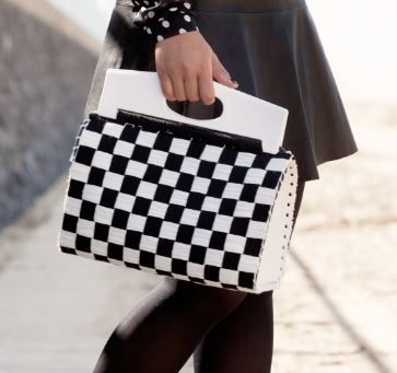 Such a cute bag! The Popart Bag RibbonXL