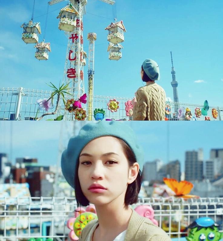 Kiko mizuhara as kozue yoshikawa