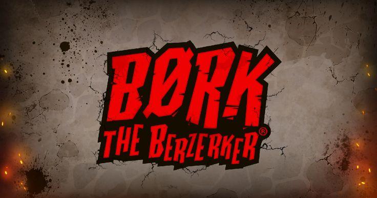 Børk the Berzerker slot from Thunderkick