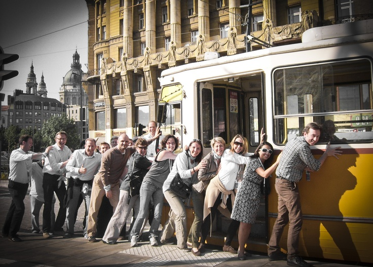 Urban Picture Hunt - Fun Team Building in Budapest