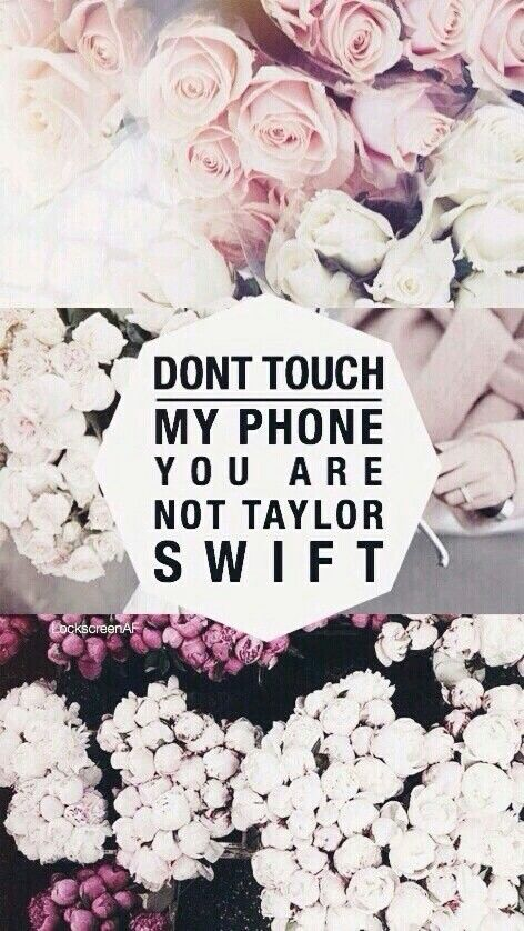 "I need this, but I need it to say ""Don't touch my phone you are not Meghan Trainor"