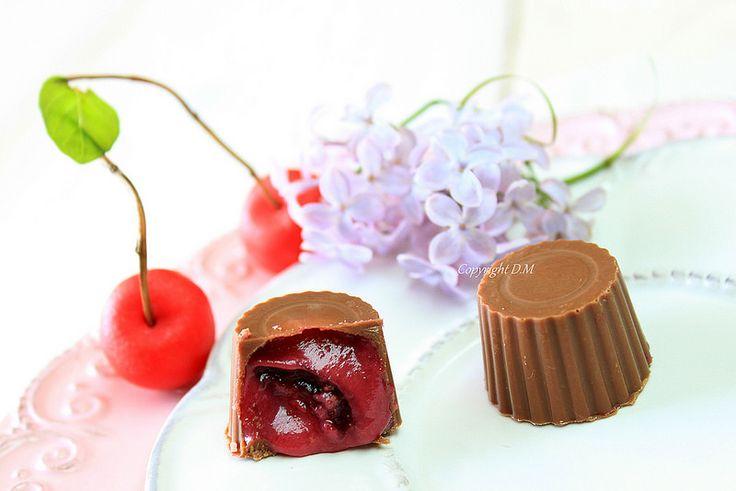 Sweet Cherry Praline