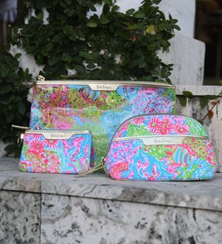Lilly Pulitzer Lovers Coral Accessories