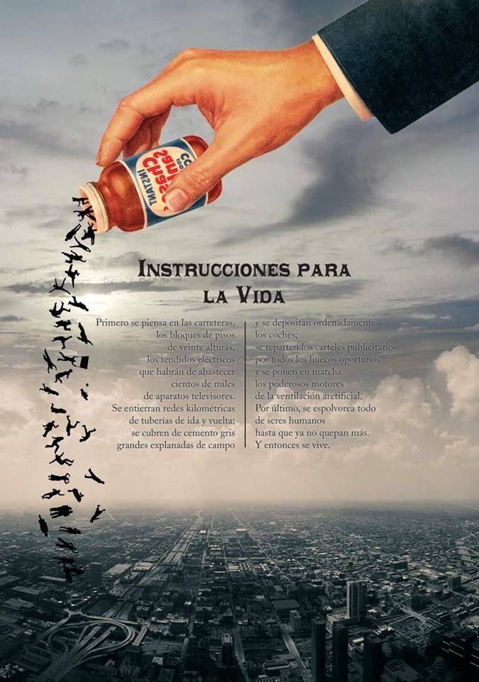 'Instrucciones para la vida', en las Obras incompletas de Marcz Doplacié: https://www.veniracuento.com/content/obras-incompletas-de-marcz-doplacie-volumen-i