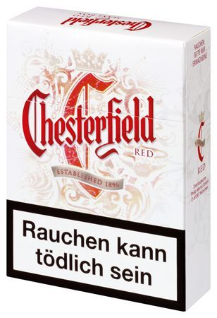 Chesterfield Classic Red XXL Box Zigaretten