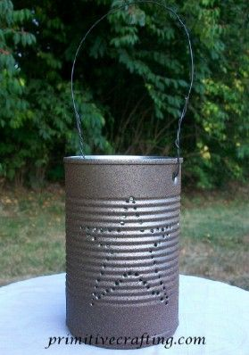 310 best primitive images on pinterest home ideas for the home diy luminary rusty tin primitive craft solutioingenieria Image collections