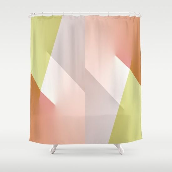 Buy Shower Curtains featuring Iconic   by Mindssgreen. Made from 100% easy care polyester our designer shower curtains are printed in the USA and feature a 12 button-hole top for simple hanging.